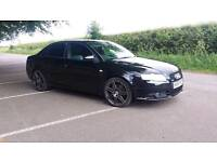 Audi a4 se sline 2.0tdi 170bhp MOT march low mileage swap px