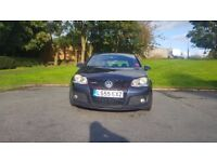 "05 VOLKSWAGEN GOLF GTI 2.0TFSI DSG AUTOMATIC 114k 18""Monza Alloys Low milage"