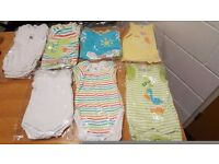 Baby & kids bodysuits - wholesale