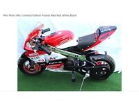 Mini Moto 49cc Excellent condition.