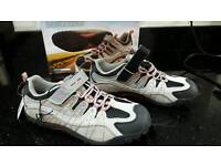 Brand new Women's cycling shoes boxed