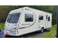 2009 Bailey Pageant Provence Series 7 (5 Berth) with Motor Mover and Full Awning