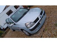 Renault Clio 1.5 DCi, £30 TAX, Cheap insurance.