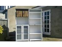 Ikea cupboards and furniture