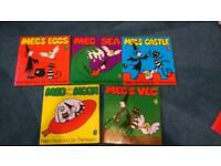 Meg the witch books
