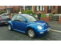 Volkswagen beetle 1.6 spares repairs runs and drives no Mot