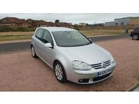 Vw Golf 2.0 GT TDI 4 MOTION LOW MILEAGE