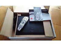 Sky HD box and remote control (boxed)