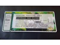 READING FESTIVAL DAY TICKETS