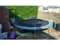 12 foot trampoline free in carluke