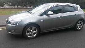 Astra SRI 2.0 CDTI 165 STOP/START 2012 F.S.H 12 Months M.O.T 56000 miles £30 road tax