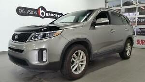 2014 Kia Sorento LX AWD V6 + 7 PASSAGERS + JAMAIS ACCIDENTE