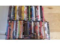 Over 50 assorted DVDs - TV & Film, Classics & Cult
