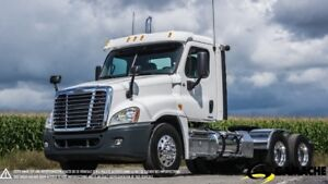 2012 FREIGHTLINER CASCADIA CA125DC