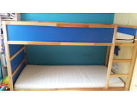 ikea bunk bed - kura bed