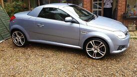 Vauxhall Tigra-1.8L-16v-low mileage-excellent condition