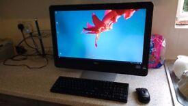 Dell Optiplex 9010 All in One Core i5 3470s 2.9GHZ 8GB 500gB 23'' Win 10