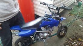 110cc petrol motocross bike kids