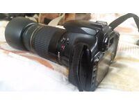 Canon digital rebel XTI for sale