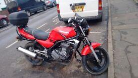 Kawasaki ER-5 Motorbike/Motorcycle 500cc MOT 11.18