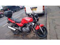 Kawasaki ER-5 Motorbike/Motorcycle 500cc A2