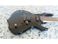 ESP LTD F-10 Electric Guitar F10 Plus guitar bag. £95 OVNO