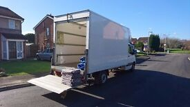 REMOVALS IN PONTEFRACT, FRIENDLY, RELIABLE, FULLY INSURED, MAN AND VAN, KNOTTINGLEY, EGGBOROUGH