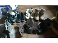 Ladies Women's shoes boots pumps footware Size 5