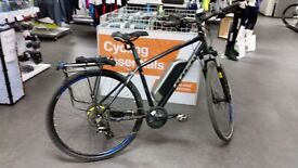 Carrera Crossfire-E Mens Electric Bike for sale at £500