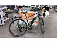 Carrera Crossfire-E Mens Electric Bike for sale at £500