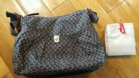 Babymel Quilted Changing Bag