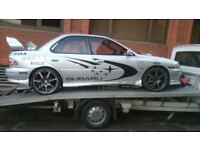 Vehicle Recovery/We buy your car/ Sell us your car/ We buy scrap metal/ MOT failure/Non Runner