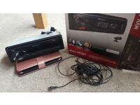 Pioneer car stereo Bt, usb, android, iphone, spotify