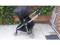 Used- My ChildFloe Pushchiar/Pram/Travel system (FREE CAR SEAT CANOPY INCLUDED)