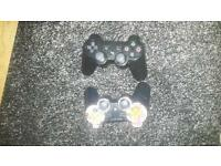 playstation 3 with 20 games 2 pads all in working order