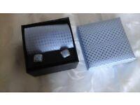 2nd set tie and cufflink set new in box £5