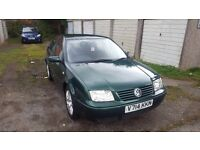 2000 VW BORA 2.0 SE - AUTOMATIC ** GREAT CONDITION FOR AGE **
