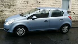 vauxhall corsa 1.3 cdti diesel 1 owner full service only £ 30 road tax