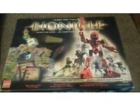 Lego Bionicle board game