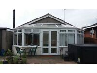 Conservatory for sale 7mts x 3mts