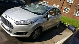 Ford Fiesta 2014 Zetec. Almost 1 year Ford Warranty Left.
