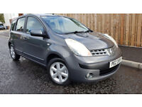 MINT CONDTION,2006 NISSAN NOTE SE,scenic,astra,passat,micra,civic,323,yaris,corolla,jazz,clio,megane