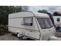 bailey padgent 2 berth, lovely van,