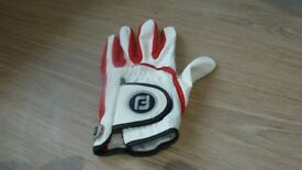 Footjoy junior med/large left hand golf glove