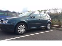 vw golf mk4 1.9 tdi breaking spares and repairs automatic not vr6, gti, r32