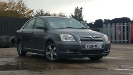 TOYOTA AVENSIS D4D 2004 MOTED