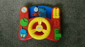 Thomas the Tank Engine driving toy