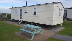 6 Berth Caravan on 5* Haven Site Perran Sands in Perranporth, Cornwall. Now booking for 2019!
