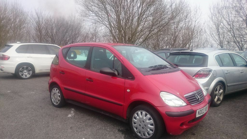 2003 mercedes a class a 140 classic 1 4 petrol long mot very good drives low mileage in oldham. Black Bedroom Furniture Sets. Home Design Ideas