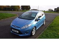 FORD FIESTA 1.6 ZETEC S 2010,1 Owner,Alloys,Air Con,49000mls,Full Ford Service History,Spotless Car